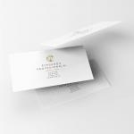 Business Card Design for Dental Clinic